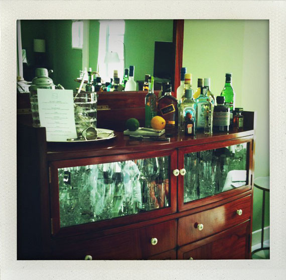 My kinda Mini Bar @ SoHo Beach House - WONNACOTT | DRINKS ...